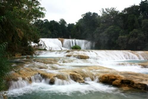 cascades d Agua Azul