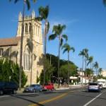 Santa Cruz, faussement propre