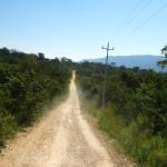 sur les routes poussiereuses du chiapas