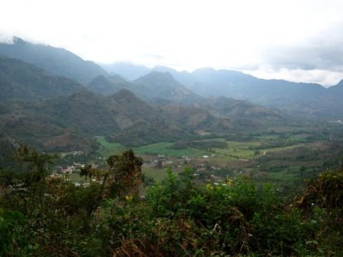 Guatemala pays de montagnes
