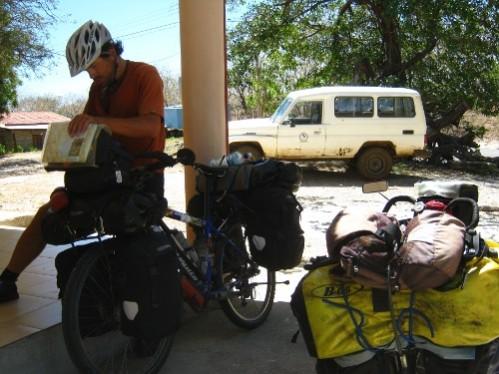 Tchad, d'Alaska en route pour la terre de feu