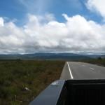 traversee a toute allure la region du Gran Sabana