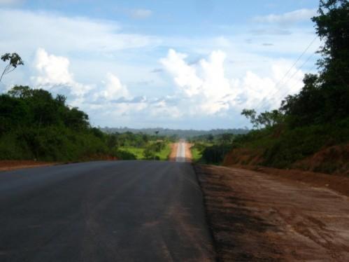 Brésil, pays des immensités