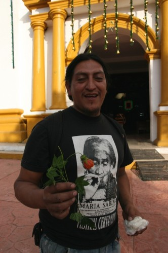 """Miguel de la """"Caza Feliz"""""""