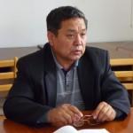 Akenshaev Kysbek, responsable du projet CFM a Djalal-abad