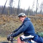 Emma, en route pour une boucle sur l'Ouest Canadien
