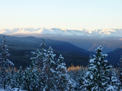 neige précoce, hackmann-pass